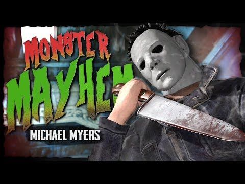 MONSTER MAYHEM   MICHAEL MYERS!!! (Garrys Mod)