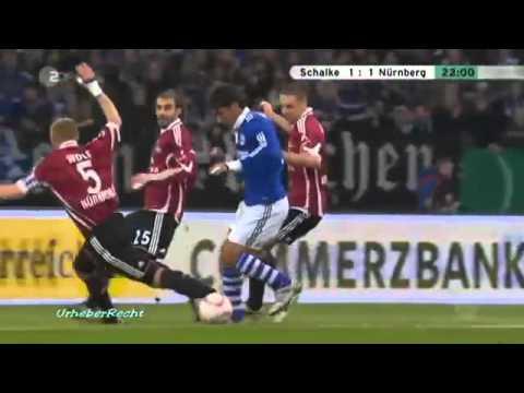 FC Schalke 04 3-2 1. FC Nürnberg