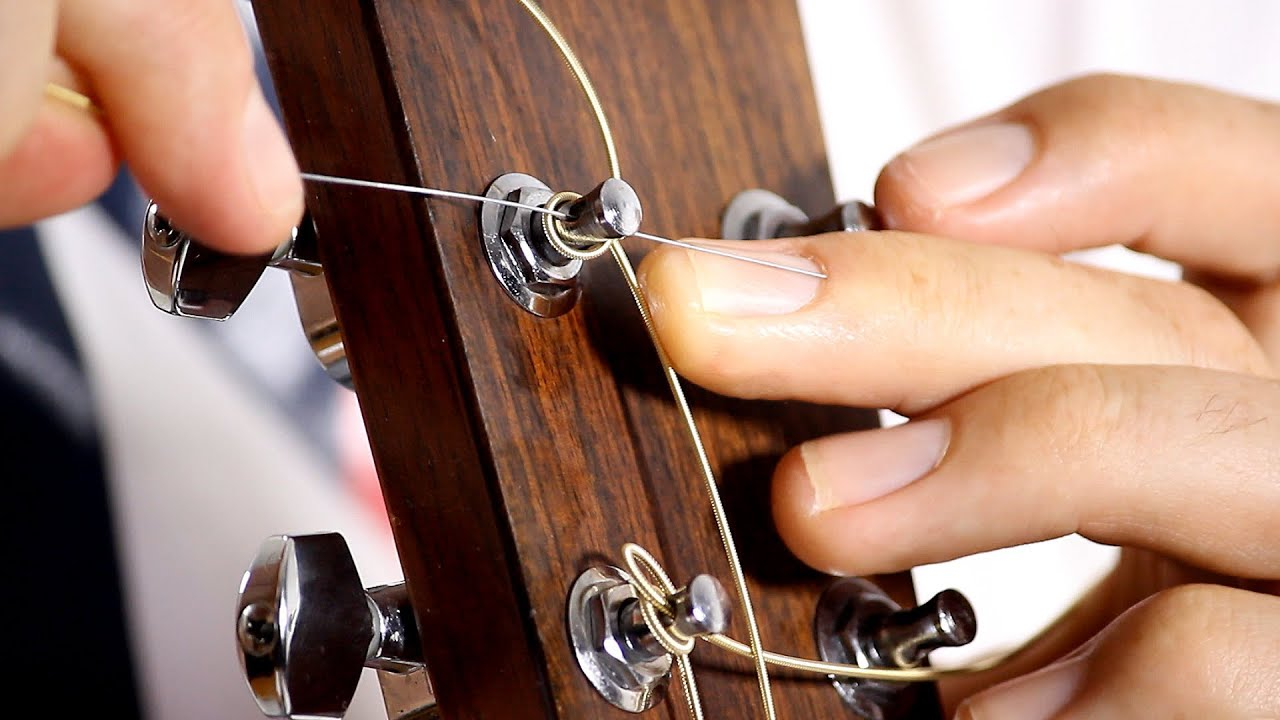 How To Maintain Your Guitar