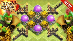 "Cash of Clans - ""FARMING UPDATED MAPS!"" NEW GOBLIN MAPS! So Much Gold & Elixir!"