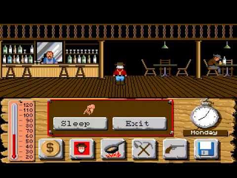 Amiga Longplay Lost Dutchman Mine