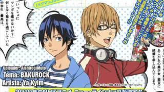 Ending 1 「BAKUROCK 〜未来の輪郭線〜」 por YA-KYIM.