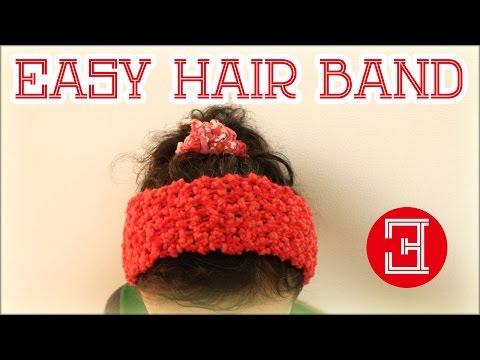 ヘアバンド(3)【閉じ方・はぎ方・つなげ方】 diy crochet headhairband