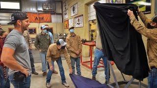 High School Welding Class Built Me Something Big!