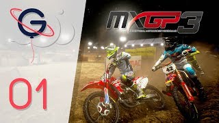 MXGP 3 : The Official Motocross Videogame FR #1 - LOSAIL (Quatar)