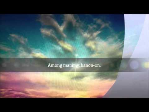 Paglaum-Sharon Magdayao (Vina Morales) Lyrics On.(HD1080p)