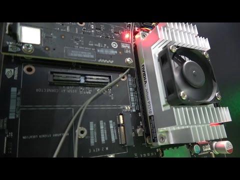 Nvidia Tegra X2 in Jetson TX2 Developer Kit, dual Denver2 + quad ARM Cortex-A57, Pascal GPU