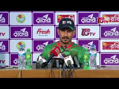 Press Conference after 2nd Day of 2nd Test with Darren Lehmann & Nasir Hossain