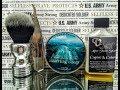Parker SRX shavette, Van Yulay Cognac & Cubans soap and aftershave