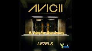 Avicii - Levels (DJ Peleg Bar Mega Bootleg) Y-MUSIC