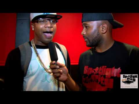 Spotlight in the City interviews Jabo at Nerve Dj's BET Weekdend mixer