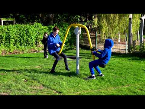 HAGS playgrounds for SEN schools - Kingsland school case study, Stanley site