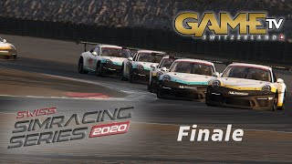 Game TV Schweiz - Swiss SimRacing Series | Finale 2020
