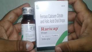 Raricap Drops For Infants & Toddlers review in Hindi