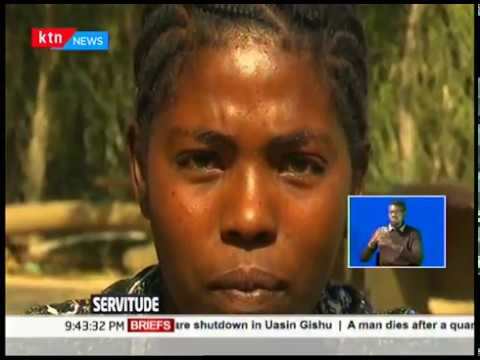 A Tale of child trafficking at the Kenya-Ethiopia border  Servitude