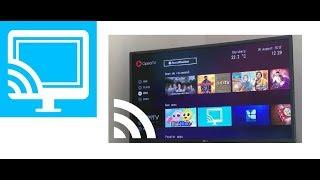 Activar Miracast  Televisores Hisense, stream Videos sin cables a tu tv