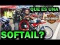 QUE ES UNA SOFTAIL? Harley Davidson Softail  Standart| Review en Español ?? Blitz Rider