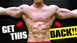 Get Your Gains Back! 400 Reps A Day! | HIT EVERY MUSCLE