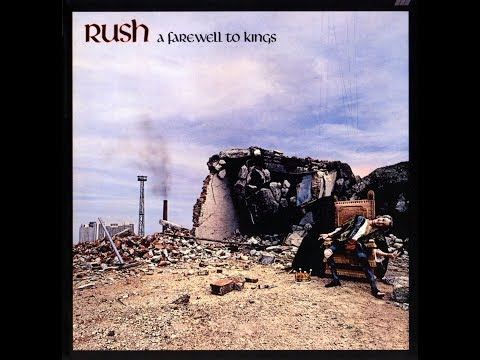 Rush - A Farewell To Kings (Full Album, 1977) HD