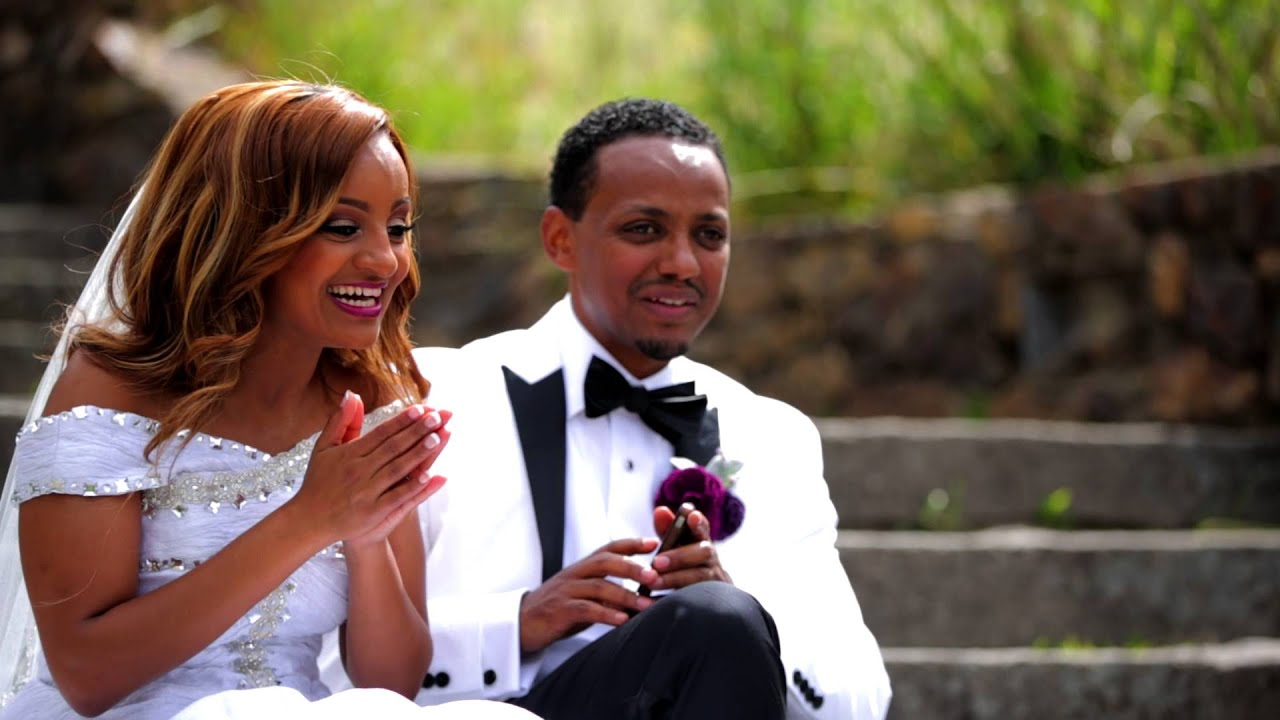 Misgana Amp Misikir Wedding New Ethiopian Wedding Song 2016