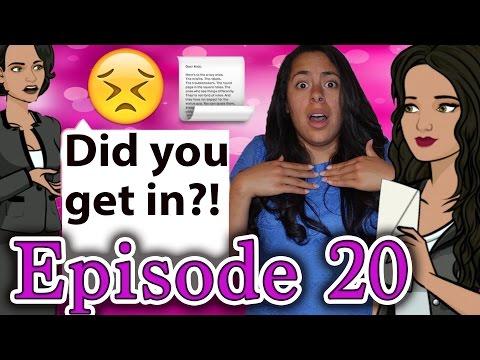 Zu sehen, wenn ich in YALE GOT !!!! 😣📃😣- Mean Girls: Senior Year Episode # 20