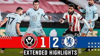 Шеффилд Юнайтед 1-2 Челси  Расширенные основные моменты Премьер-лиги  Маунт и Жоржиньо Голы