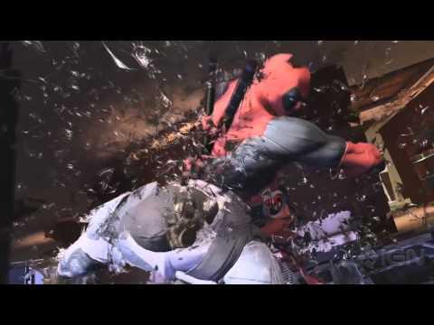 Deadpool: The Game трейлер (русская озвучка)
