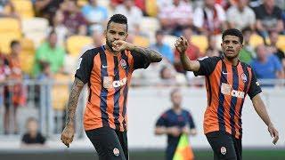 Veres 1-2 Shakhtar. Highlights (27/08/2017)