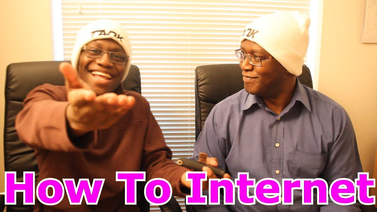 How To Internet - YouTube