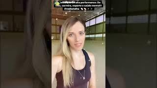 Revelação da atleta olímpica Natália Gaudio