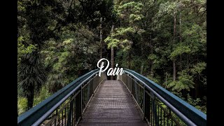 Cover images Josh A - Pain (Lyrics)