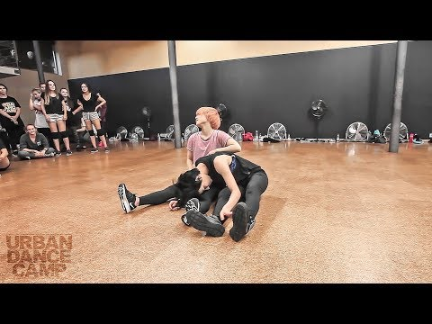 Dog Days - Florence & the Machine / Koharu Sugawara Choreography ft. Yuki S. / URBAN DANCE CAMP