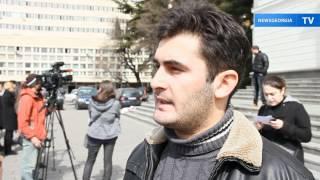 Тбилисские студенты требуют снижения платы за учебу