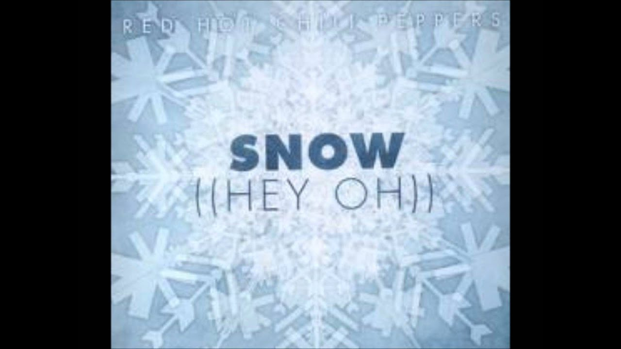 red hot chili peppers snow mp3 download free