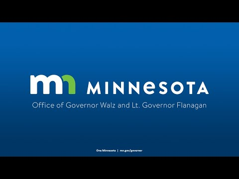Governor Walz's 5/29/20 Briefing Update