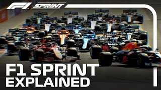F1's New Sprint Format Explained!
