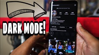 How to Activate Dark Mode for Instagram & Google on Android   OnePlus 7 Pro