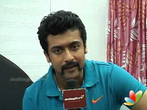 Suriya On KV Anand and More | Suriya Interview | Maattrraan Tamil Movie
