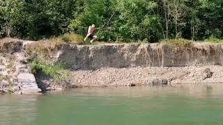 Прижок в воду 😱