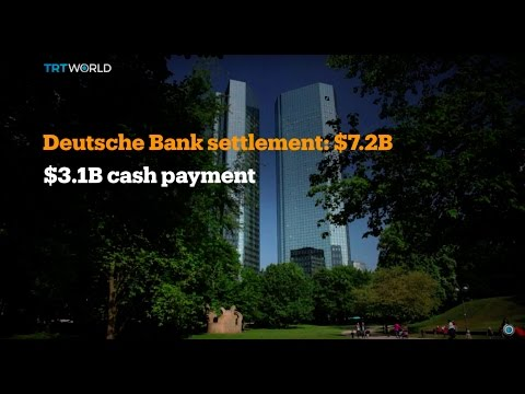 Money Talks: Deutsche Bank and Credit Suisse to pay $12.5B fines to US