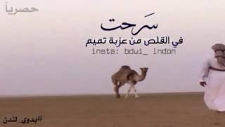شيلة_سرحت_في _القنص (((شوفوا الوصف👇👇)))