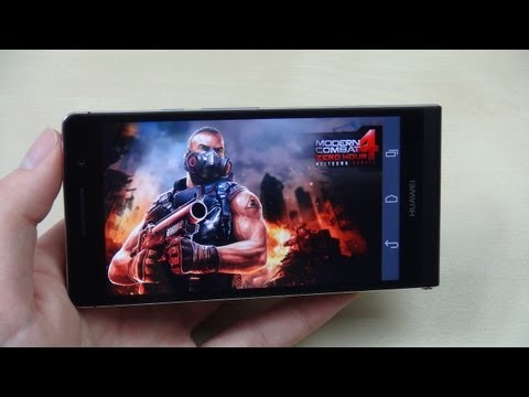 Huawei Ascend P6: Gaming & Spiele | SwagTab