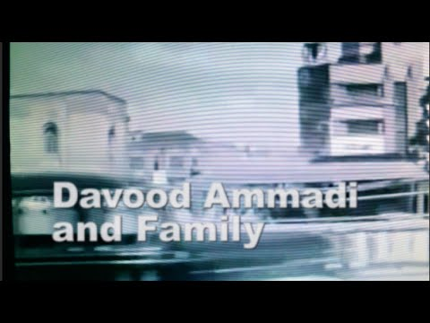 Davood Ammadi and family