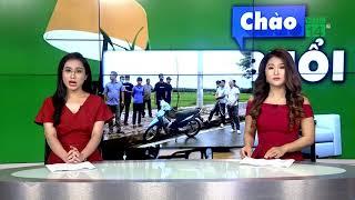 Nghi can sát hại nữ sinh giao gà được đưa đi thực nghiệm hiện trường| VTC14