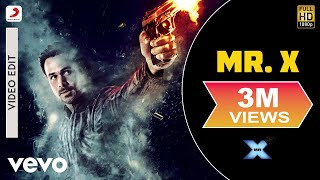 Mr. X (Title Track) Video Song