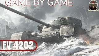 FV4202 Game by Game World of Tanks Blitz