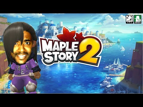 Maple Story 2: O MMO mais Bonitinho e Customizável de TODOS!!! Iniciando no Game ZigIndica#15 - Omega Play