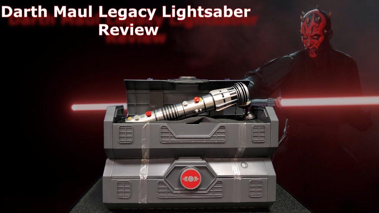 IN HAND NEW /& SEALED Star Wars Galaxy/'s Edge DARTH MAUL Legacy Lightsaber