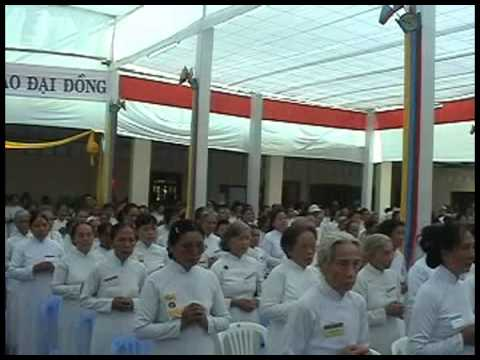 CHAO MUNG 90 nam Khai Dao Cao Dai
