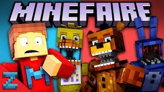 ANNOUNCEMENTS! | Minefaire, Foxy Song 2, and More!